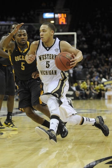 Western Michigan vs. Akron - MAC Tournament - 3/11/15 College Basketball Pick, Odds, and Prediction