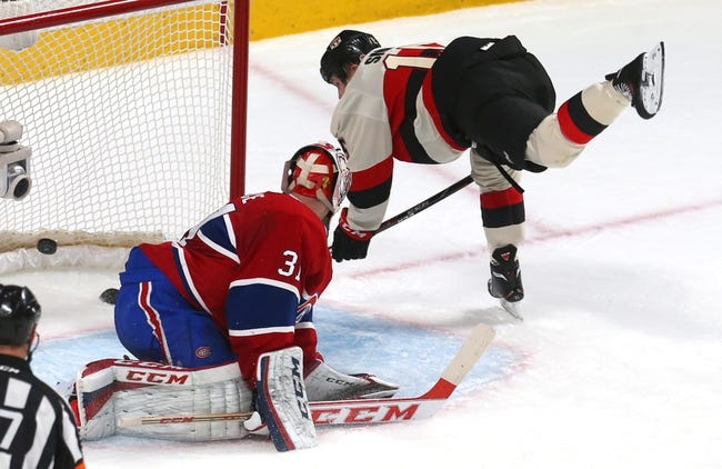 Ottawa Senators vs. Montreal Canadiens Pick-Odds-Prediction - 4/4/14