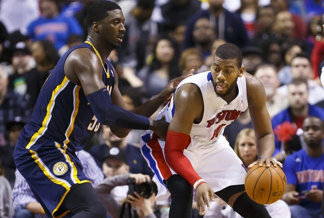 Indiana Pacers vs. Detroit Pistons NBA Pick, Odds, Prediction 4/2/14