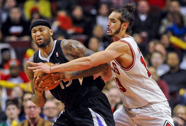 Sacramento Kings vs. Chicago Bulls - 11/20/14 NBA Pick, Odds, and Prediction