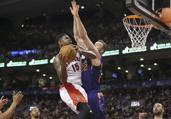 Raptors vs. Suns - 11/24/14 NBA Pick, Odds, and Prediction