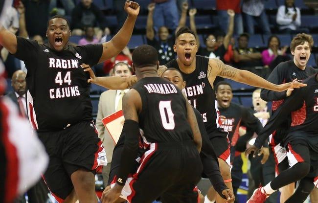 Louisiana-Lafayette Ragin Cajuns vs. Georgia State Panthers - 1/8/15 College Basketball Pick, Odds, and Prediction