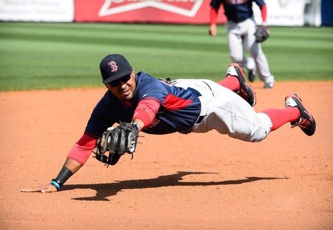 Boston Red Sox vs. Tampa Bay Rays Pick-Odds-Prediction - 4/29/14