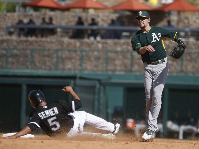 Oakland Athletics vs. Chicago White Sox Pick-Odds-Prediction - 5/12/14