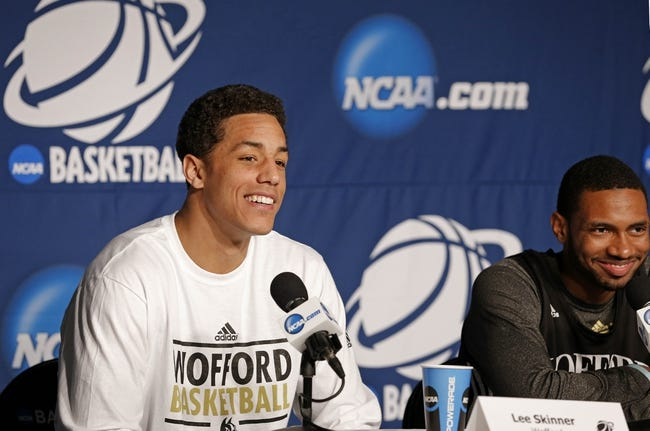 Wofford vs. Furman - 1/22/15 College Basketball Pick, Odds, and Prediction