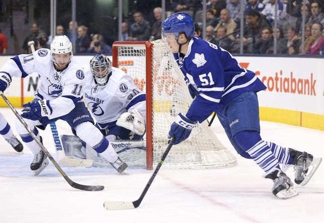 Tampa Bay Lightning vs. Toronto Maple Leafs Pick-Odds-Prediction - 4/8/14