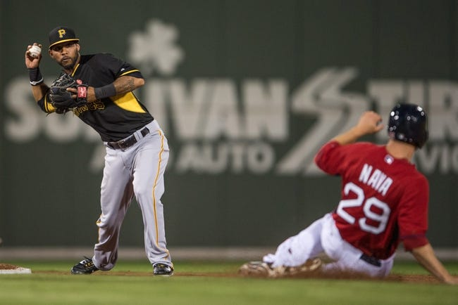 Pittsburgh Pirates vs. Boston Red Sox 9/16/14 MLB Pick and Odds