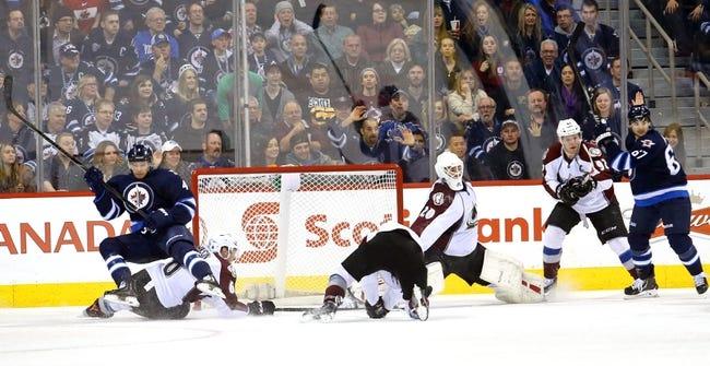 Winnipeg Jets vs. Colorado Avalanche - 10/26/14 NHL Pick, Odds, Prediction