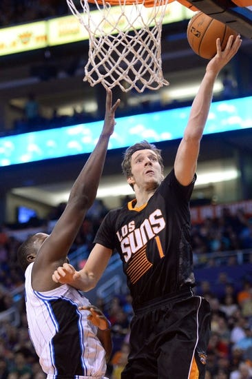 Phoenix Suns vs. Orlando Magic - 11/30/14 NBA Pick, Odds, and Prediction
