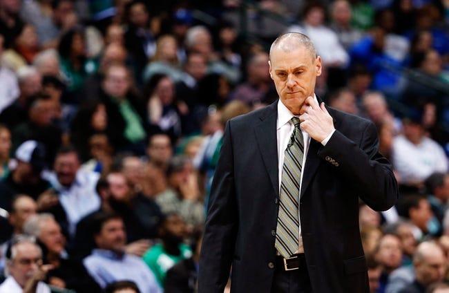 Dallas Mavericks vs. Boston Celtics - 11/3/14 NBA Pick, Odds, and Prediction