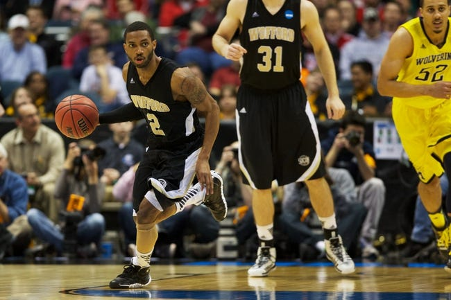 Wofford vs. Furman - 3/9/15 Southern Championship Pick, Odds, and Prediction