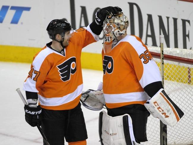 Dallas Stars vs. Philadelphia Flyers Pick-Odds-Prediction - 10/18/14