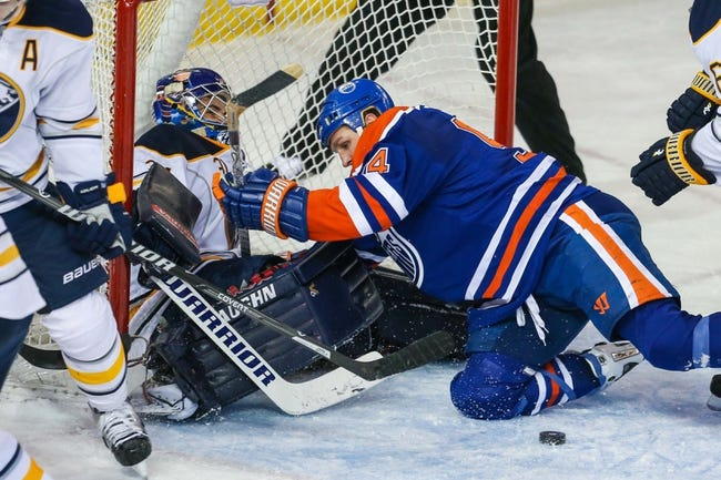 NHL | Edmonton Oilers (4-7-1) at Buffalo Sabres (3-9-2)