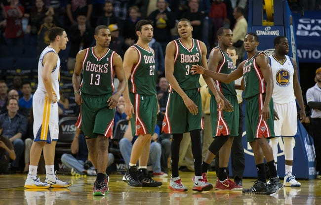 Warriors vs. Bucks - 3/4/15 NBA Pick, Odds, and Prediction