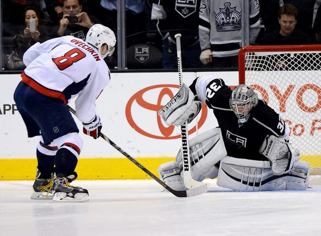 Capitals vs. Kings - 2/3/15 NHL Pick, Odds, and Prediction