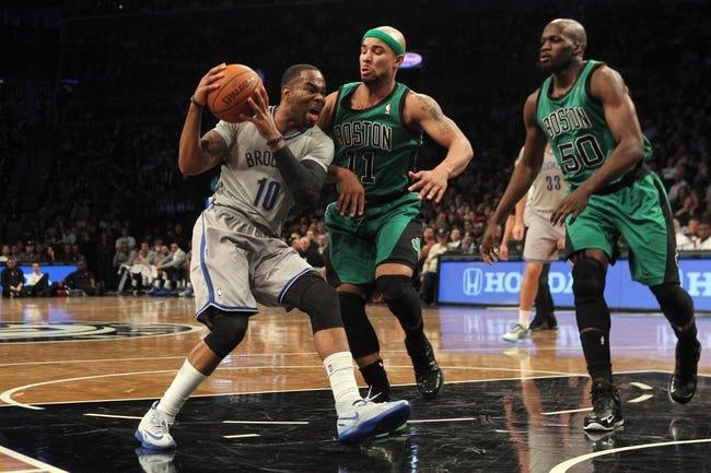Boston Celtics vs. Brooklyn Nets 10/22/14 NBA Preseason Pick, Odds, Prediction