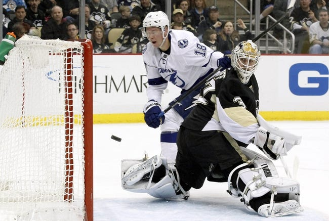 Pittsburgh Penguins vs. Tampa Bay Lightning - 12/15/14 NHL Pick, Odds, and Prediction