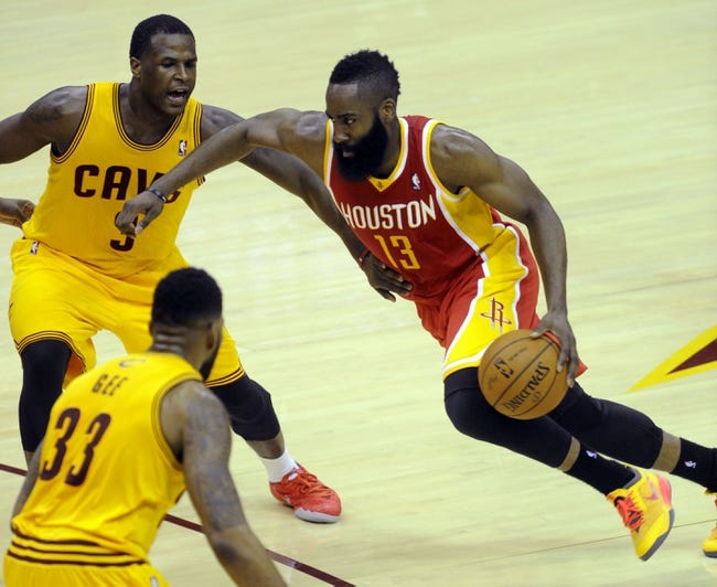 Cavaliers vs. Rockets - 1/7/15 NBA Pick, Odds, and Prediction