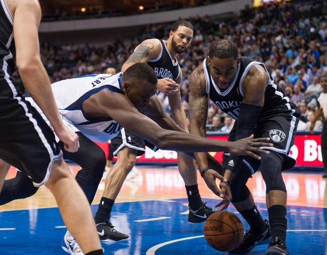 Nets vs. Mavericks - 1/5/15 NBA Pick, Odds, and Prediction