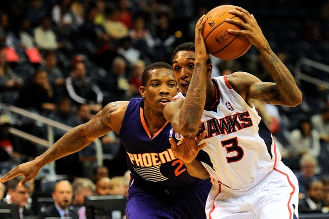 Suns vs. Hawks - 3/13/15 NBA Pick, Odds, and Prediction