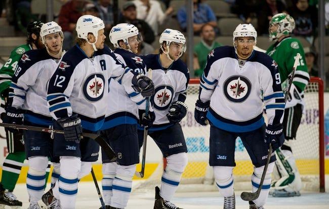 NHL | Winnipeg Jets (14-9-5) at Dallas Stars (10-12-5)