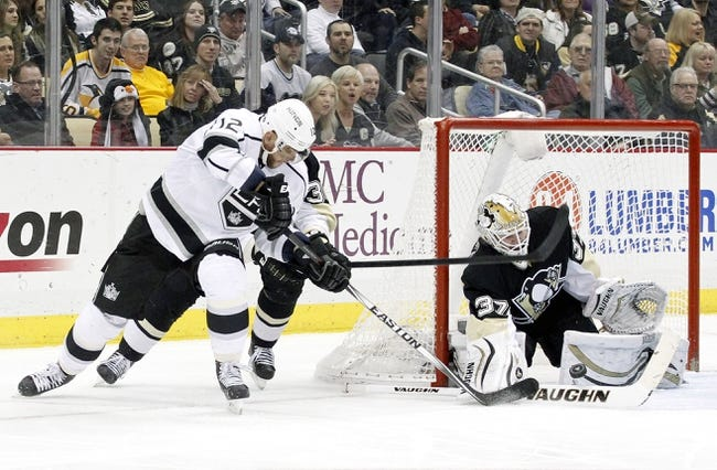Pittsburgh Penguins vs. Los Angeles Kings - 10/30/14 NHL Pick, Odds, and Prediction