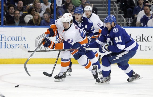 NHL | New York Islanders (11-5-0) at Tampa Bay Lightning (11-4-2)