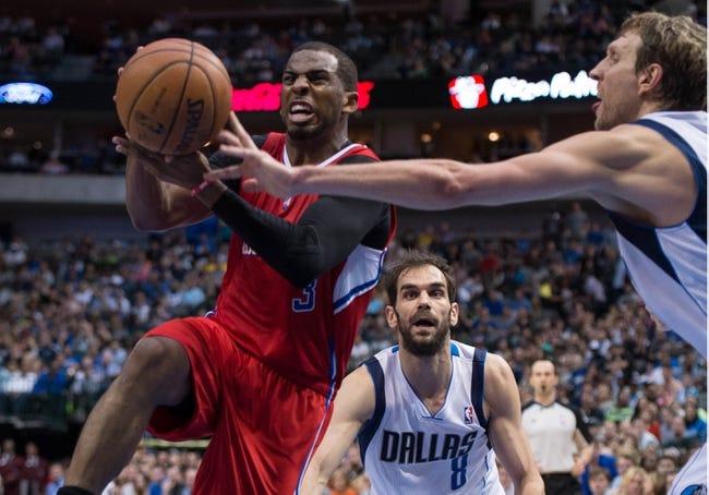 Dallas Mavericks at Los Angeles Clippers - 4/3/14