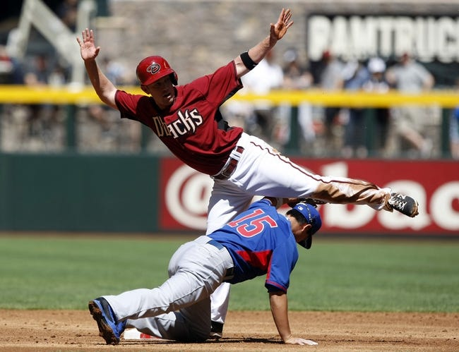 Chicago Cubs vs. Arizona Diamondbacks MLB Pick, Odds, Prediction - 4/21/14