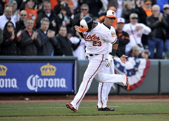 Baltimore Orioles vs. Boston Red Sox Pick-Odds-Prediction - 4/2/14