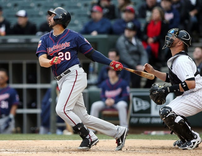 Chicago White Sox vs. Minnesota Twins Pick-Odds-Prediction - 4/2/14