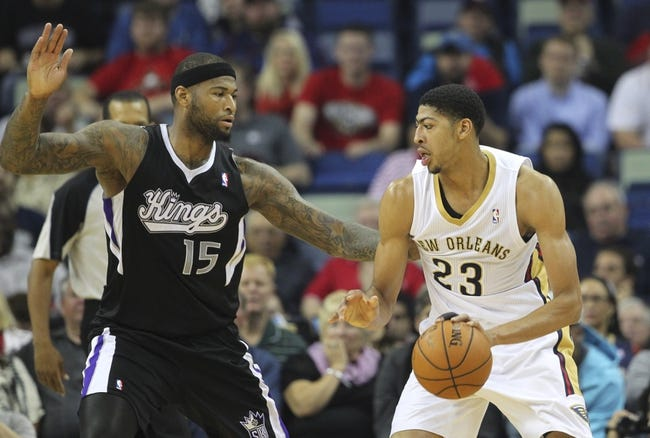 Pelicans at Kings - 1/13/16 NBA Pick, Odds, and Prediction