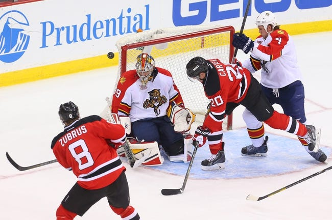 NHL | New Jersey Devils (1-0-0) at Florida Panthers (0-0-1)