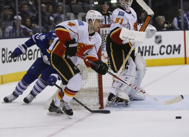 Maple Leafs vs. Flames - 12/9/14 NHL Pick, Odds, and Prediction