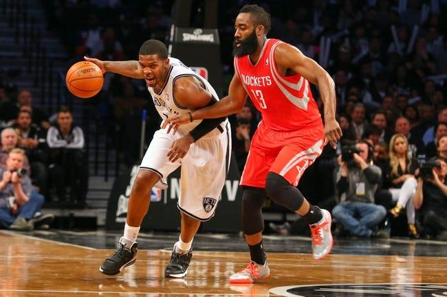 Nets vs. Rockets - 1/12/15 NBA Pick, Odds, and Prediction