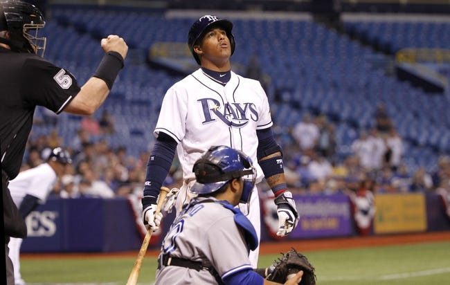 Tampa Bay Rays vs. Toronto Blue Jays MLB Pick, Odds, Prediction 4/2/14