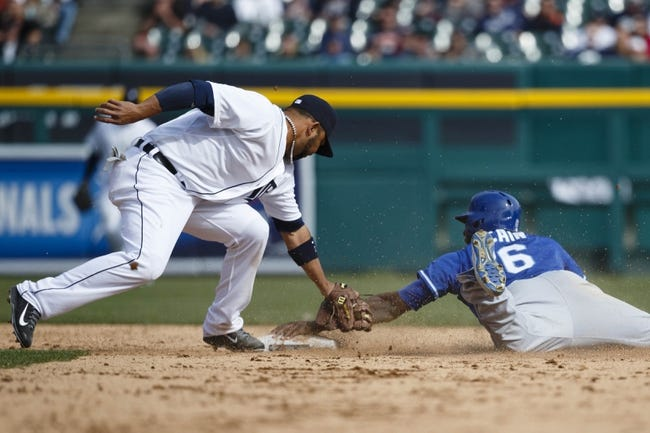 Kansas City Royals vs. Detroit Tigers MLB Pick, Odds, Prediction 5/2/14