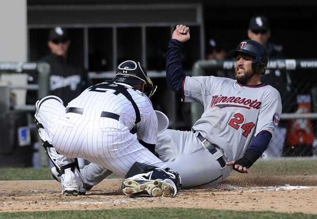 Chicago White Sox vs. Minnesota Twins MLB Pick, Odds, Prediction 4/3/14
