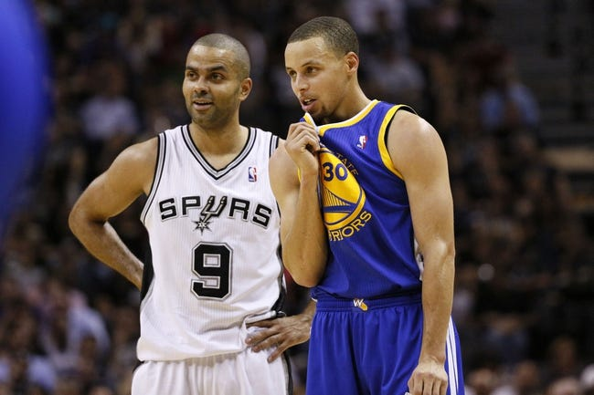 Warriors vs. Spurs - 11/11/14 NBA Pick, Odds, and Prediction