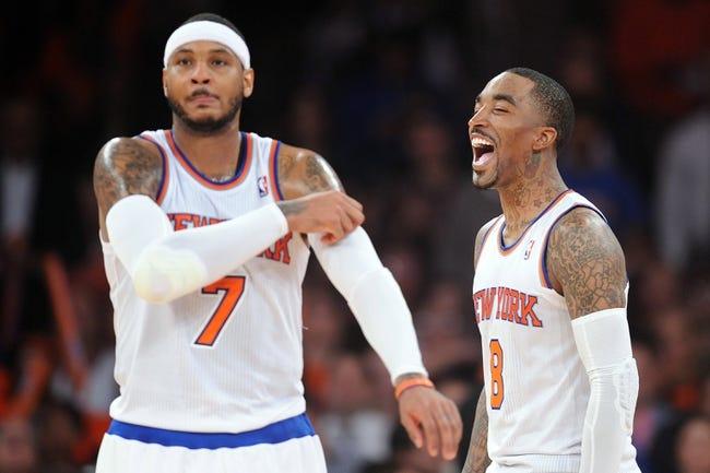 New York Knicks vs. Washington Wizards NBA Pick, Odds, Prediction 4/4/14