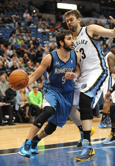 Memphis Grizzlies vs. Minnesota Timberwolves - 10/29/14 NBA Pick, Odds, and Prediction