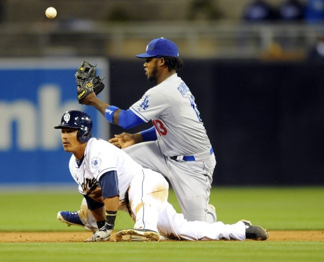 San Diego Padres vs. Los Angeles Dodgers Pick-Odds-Prediction - 6/20/14