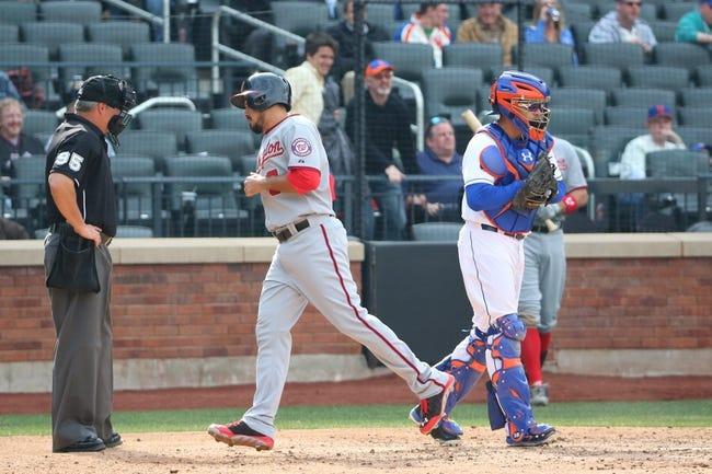 Washington Nationals vs. New York Mets MLB Pick, Odds, Prediction - 5/16/14