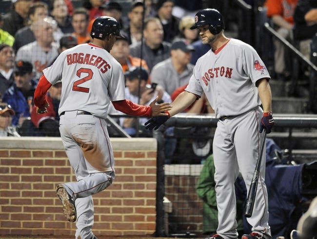 Boston Red Sox vs. Milwaukee Brewers Pick-Odds-Prediction - 4/4/14
