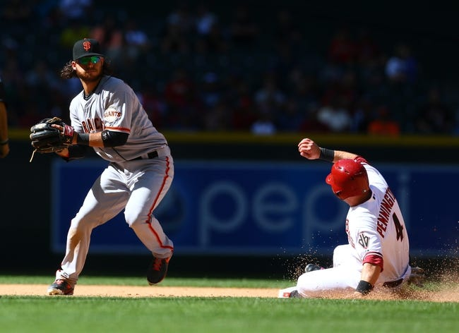 San Francisco Giants vs. Arizona Diamondbacks MLB Pick, Odds, Prediction 4/8/14