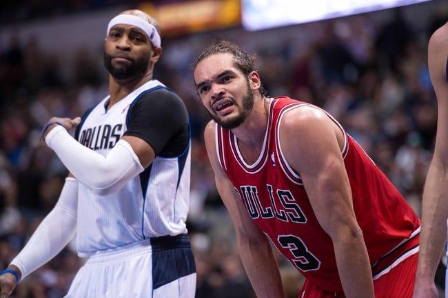 Bulls vs. Mavericks - 12/2/14 NBA Pick, Odds, and Prediction