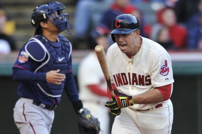 Cleveland Indians vs. Minnesota Twins MLB Pick, Odds, Prediciton 4/5/14