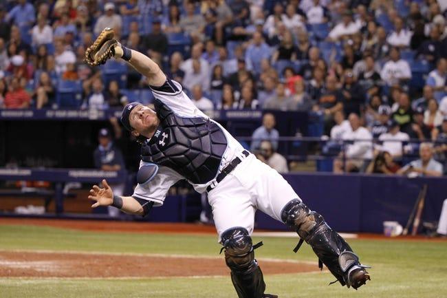 Tampa Bay Rays vs. Texas Rangers MLB Pick, Odds, Prediction 4/5/14