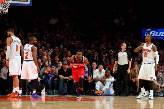 New York Knicks vs. Washington Wizards 10/22/14 NBA Preseason Pick, Odds, Prediction