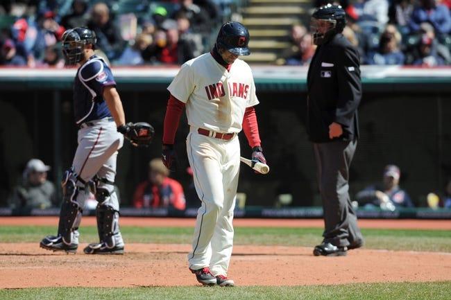 Cleveland Indians vs. Minnesota Twins - 4/6/14
